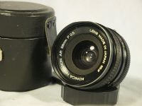' 28mm ' 28MM   F3.5 Konica Prime Wide Angle Lens £14.99